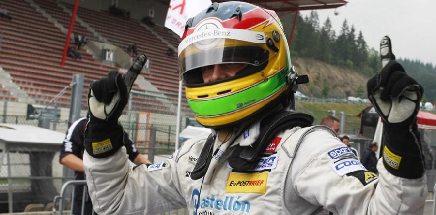 Merhi Controlled Spa Win In FIA & British F3 Race 1