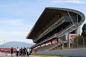 Formula 1 Both Spanish Venues Stay On New 2012 Calendar
