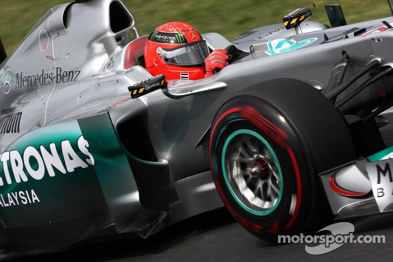 Mercedes Hungarian GP Qualifying Report