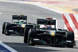 Kovalainen Happy Trulli Up To Speed At Lotus