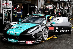 Endurance ALD Automotive / Vita4One Ferrari Spa 24 Hours Report