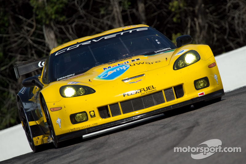 Corvette Racing Seeks Win At Mid-Ohio