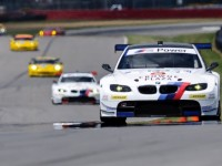 BMW Team RLLTake GT Front Row For ALMS Mid-Ohio Qualifying