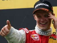 Ekstrom Wins DTM Race For Audi At Nurburgring