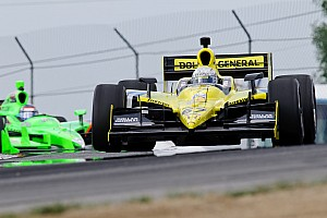 Sarah Fisher Racing Mid-Ohio Race Report