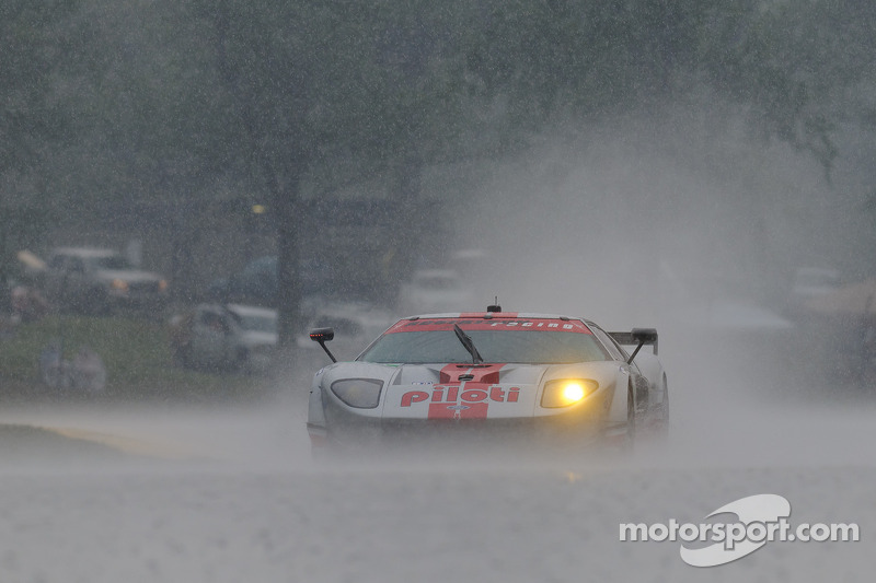 Robertson Racing Mid-Ohio Race Report