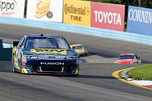 NASCAR Sprint Cup Ford teams Watkins Glen qualifying report