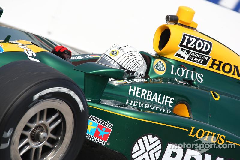 Panther Racing Loudon race report