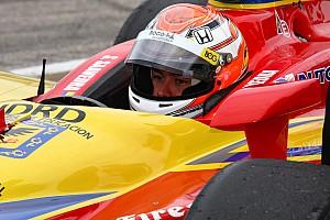 IndyCar Conquest Racing Loudon race report