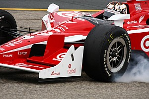 IndyCar Chip Ganassi Racing Loudon race report
