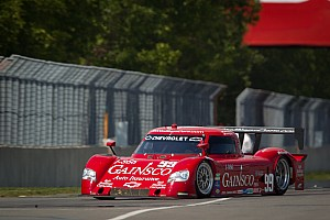 Team Chevy Montreal qualifying report