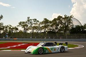 Burt Frisselle Montreal race report