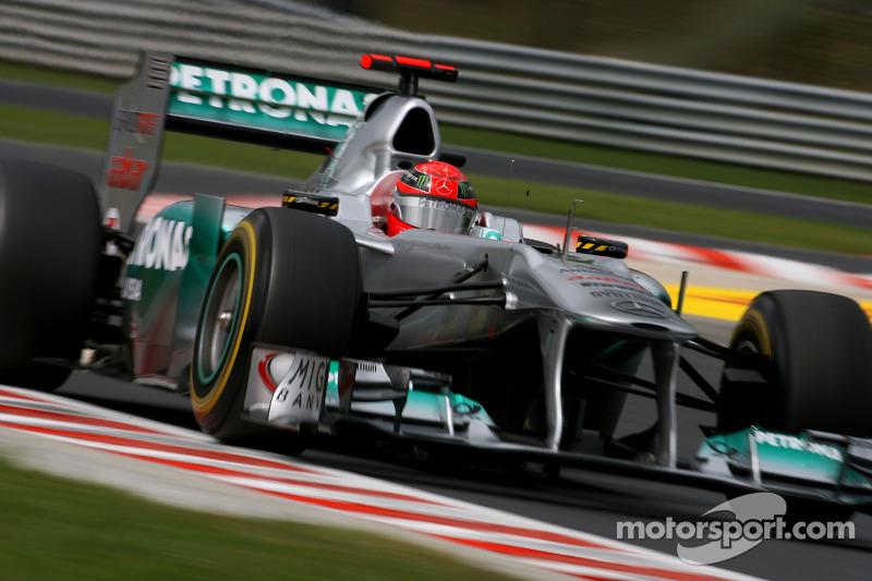Schumacher hometown not planning celebration