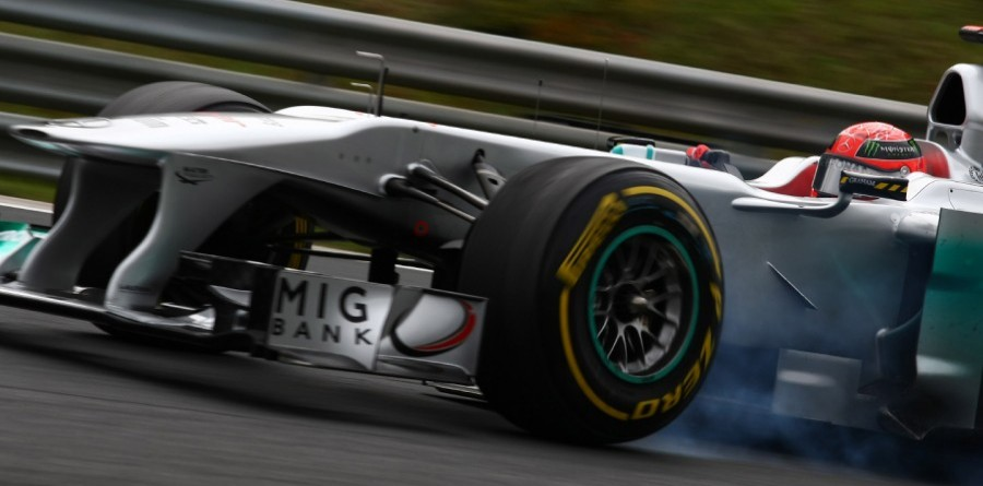 Mercedes to celebrate special Belgium GP at Spa