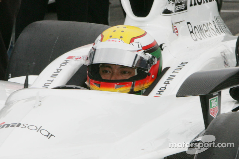 Ho-Pin Tung looks to made series debut in Sonoma