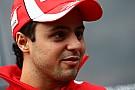 Ferrari Belgian GP - Spa Friday practice report