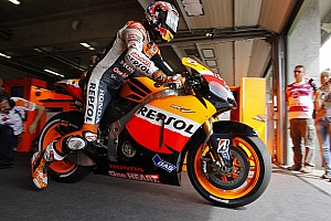 MotoGP Repsol Honda Indianapolis GP Friday report