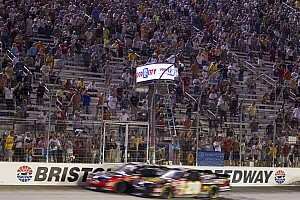 Toyota teams Bristol II race notes, quotes