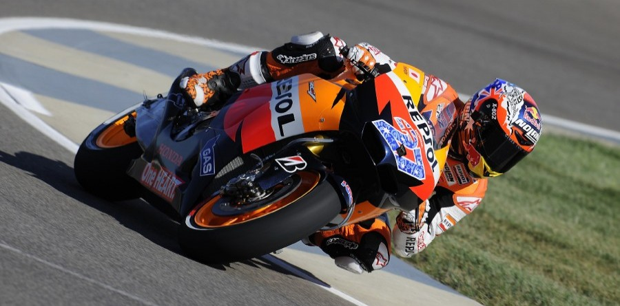 Stoner has perfect Indianapolis GP weekend