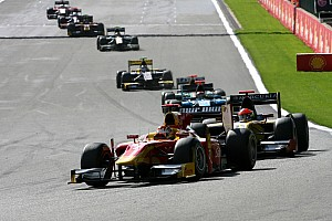 Racing Engineering Spa race 2 report