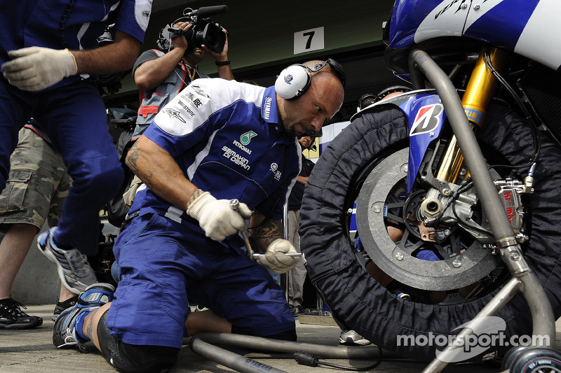 Bridgestone San Marino GP Friday report
