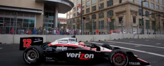IndyCar Team Penske Baltimore qualifying report