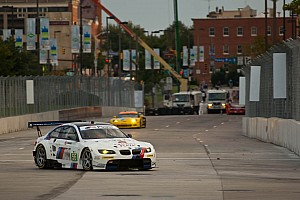 ALMS BMW Team RLL Baltimore race report