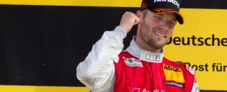 Tomczyk victorious in the rain at Brands Hatch
