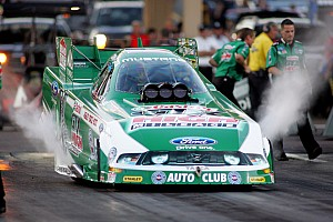 John Force Racing Indianapolis Sunday report