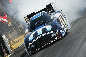 NHRA Team Mopar Indianapolis final report