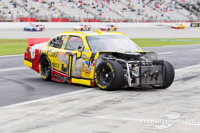 Richard Childress Racing Atlanta race report