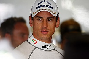 Formula 1 Force India Italian GP - Monza qualifying report