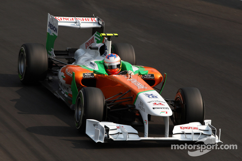 Force India Italian GP - Monza qualifying report