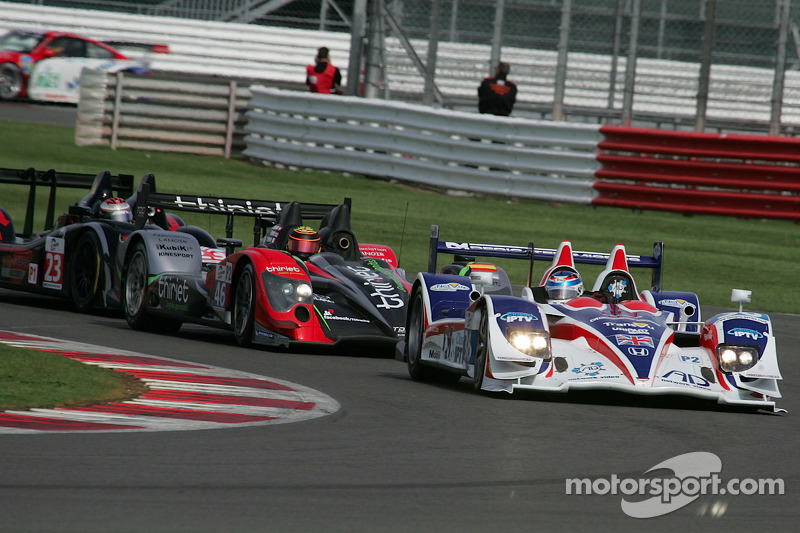 RML AD Group Silverstone qualifying report