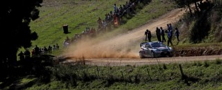 Ford pair stay ahead in Rally Australia standings