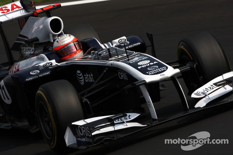 Williams Italian GP - Monza review with Sam Michael