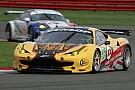 James Walker Silverstone race report