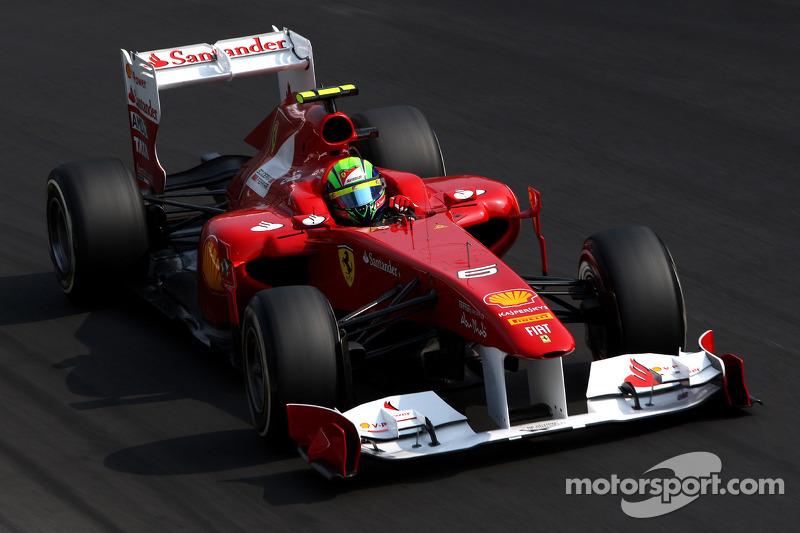 Ferrari to copy Red Bull suspension for 2012 - report