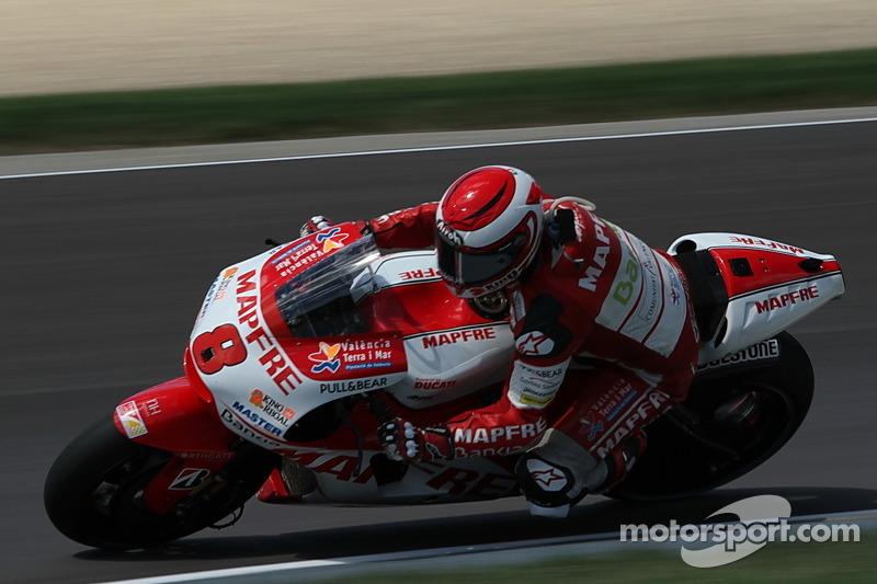 Aragon GP is home for Aspar's Barbera