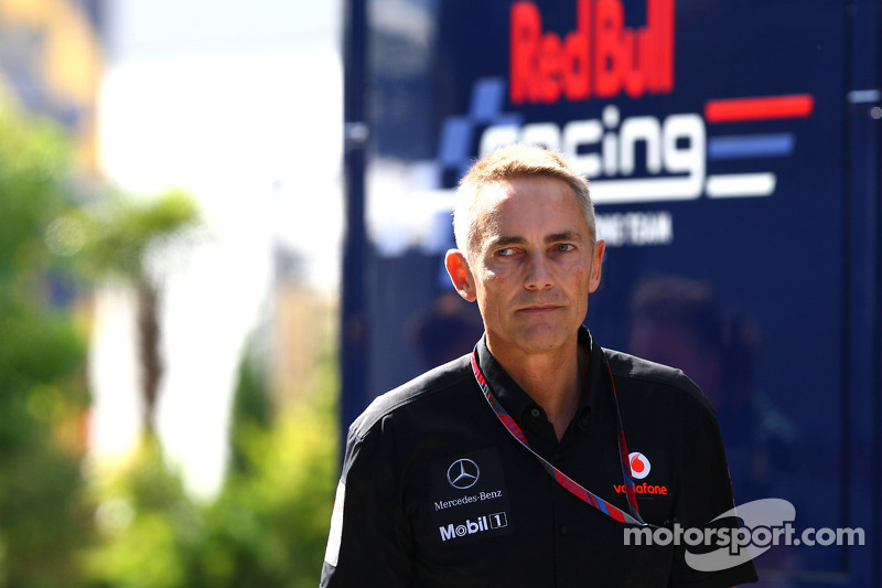 Whitmarsh confirms teams eyeing Formual One stake