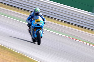 Suzuki Aragon GP Friday report