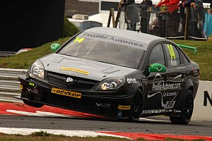 BTCC Triple 8 Racing Rockingham qualifying report