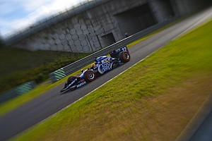 Dreyer & Reinbold Racing Motegi race report