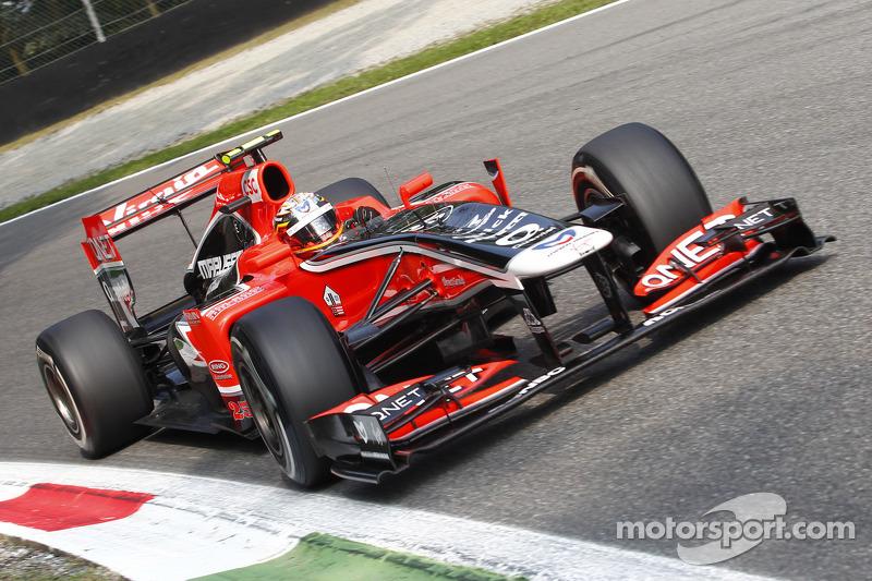 Marussia Virgin encouraged ahead of Singapore GP