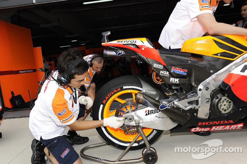 Bridgestone Aragon GP debrief