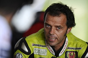 Loris Capirossi to miss GP of Japan