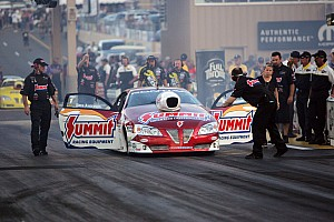 NHRA Anderson Dallas Saturday report