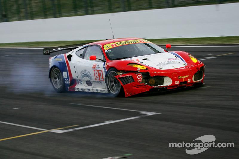 CRS Racing 6 Hours of Estoril race report