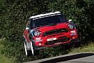 MINI ready for Rallye de France