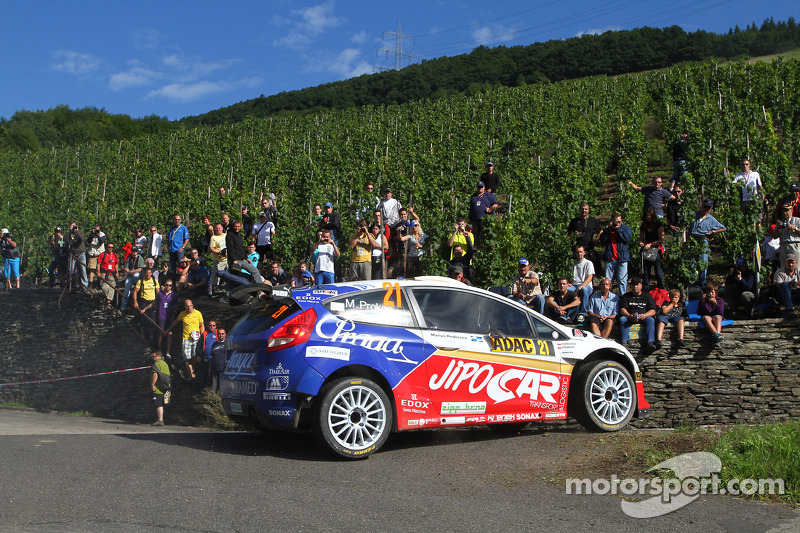 Support classes will run for Rallye de France
